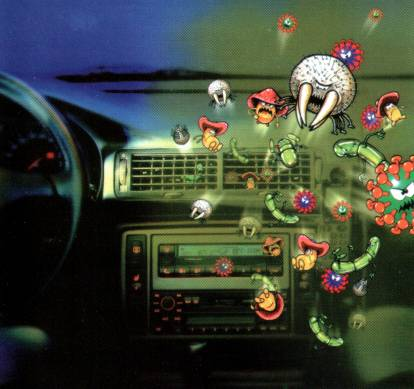 MRSA in my car?! – microBEnet: the microbiology of the Built Environment network  MRSA in my car?...