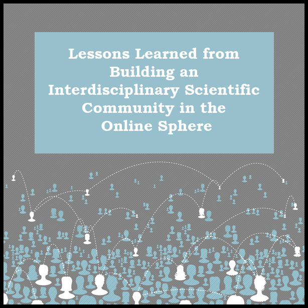 lessons learned from building an interdisciplinary