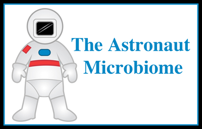 The Astronaut Microbiome