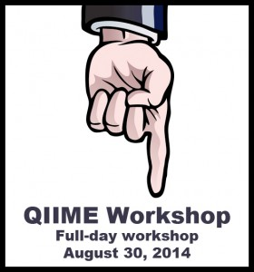 QIIME workshop