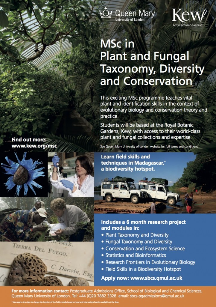2016_Kew_QMUL_MSc_Program_Flyer