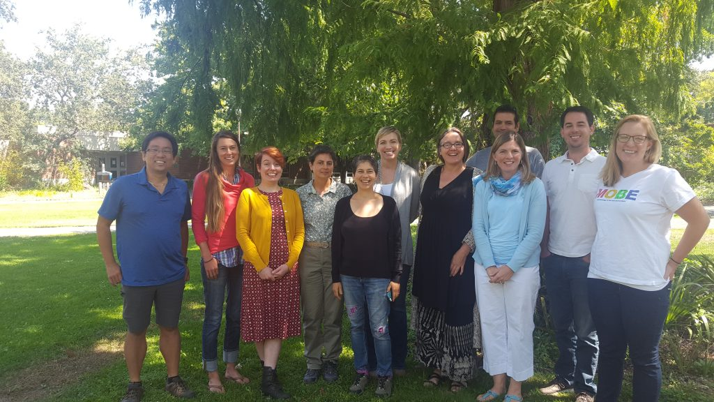 CURES Workshop Participants SRJC August 15-18, 2016.