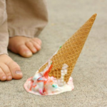 Dropped ice cream cone Credit: © Christin Lola / Fotolia, via Science Direct