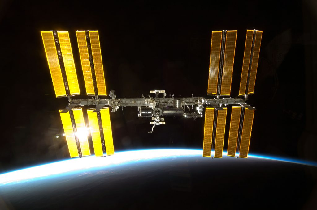 Correction: A microbial survey of the International Space Station (ISS)