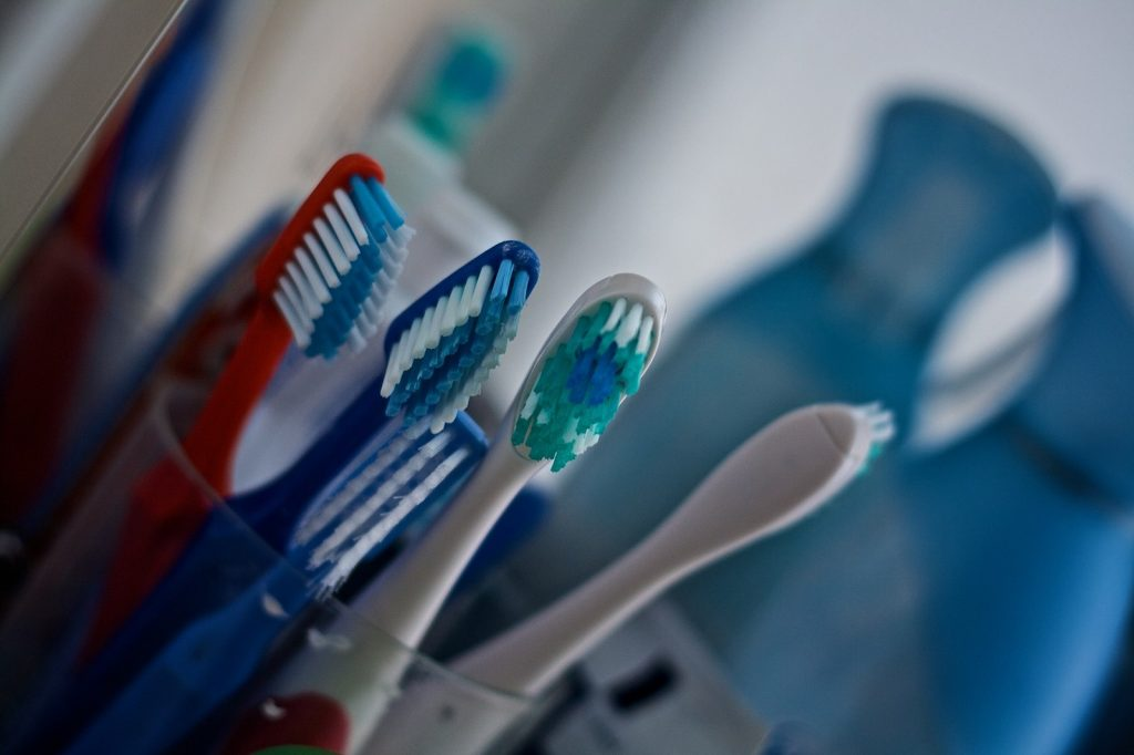 Toothbrushes and using them might reduce hospital acquired pneumonia