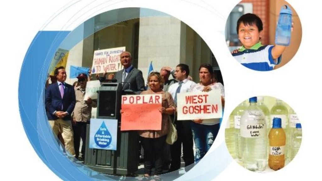 New Report on The Struggle for Water Justice from the UC Davis Center for Regional Change