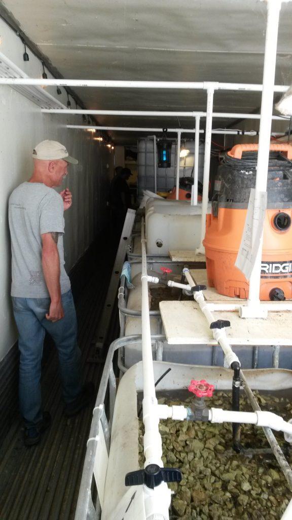microBEnet Fieldwork: Wastewater Treatment Plant