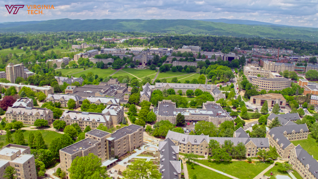Job posting: Tenure-Track Faculty Position in Environmental Microbiology at Virginia Tech
